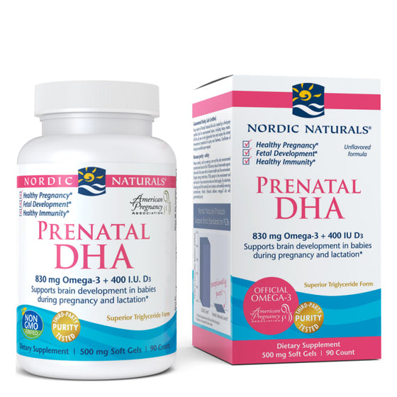 Prenatal DHA 90 softgels