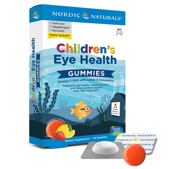 Children's Eye Health Gummies 30 Gummies