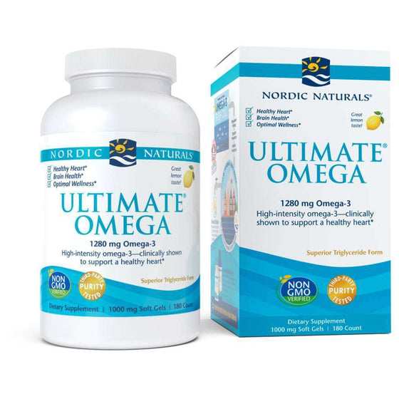 Onelife Singapore.Ultimate Omega,180 soft gels