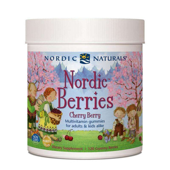 Onelife Singapore.Nordic Berries (Cherry Berry),120 gummy berries