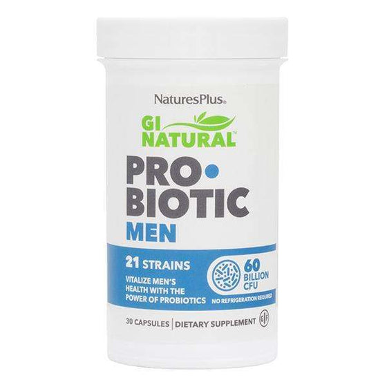 Onelife Singapore.GI Natural Probiotic Men 60B,30 capsules