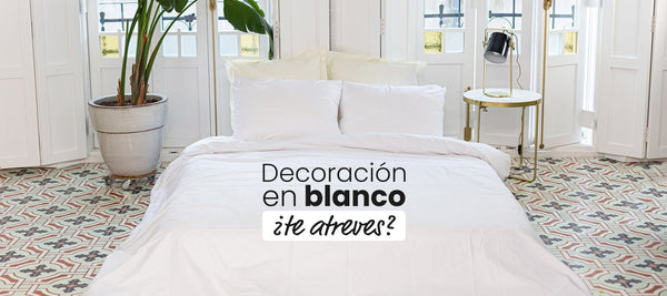Decoración en blanco, ¡las claves! | sokios