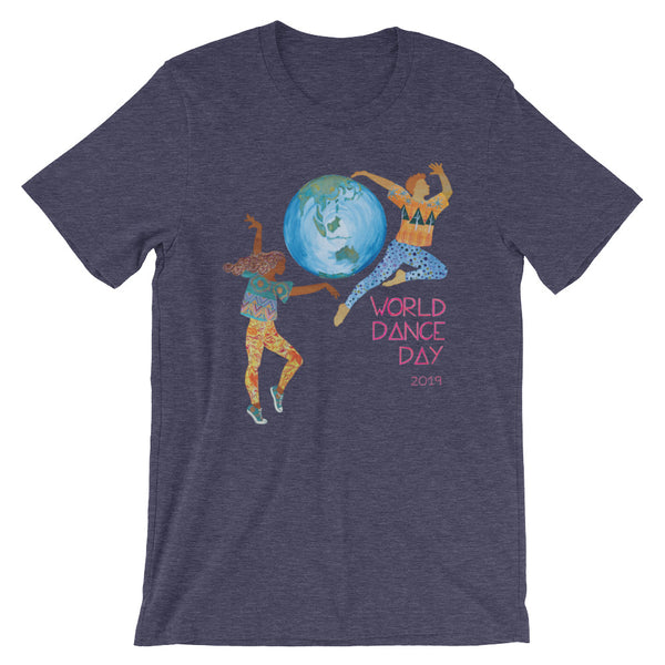World Dance Day T-Shirt 2019