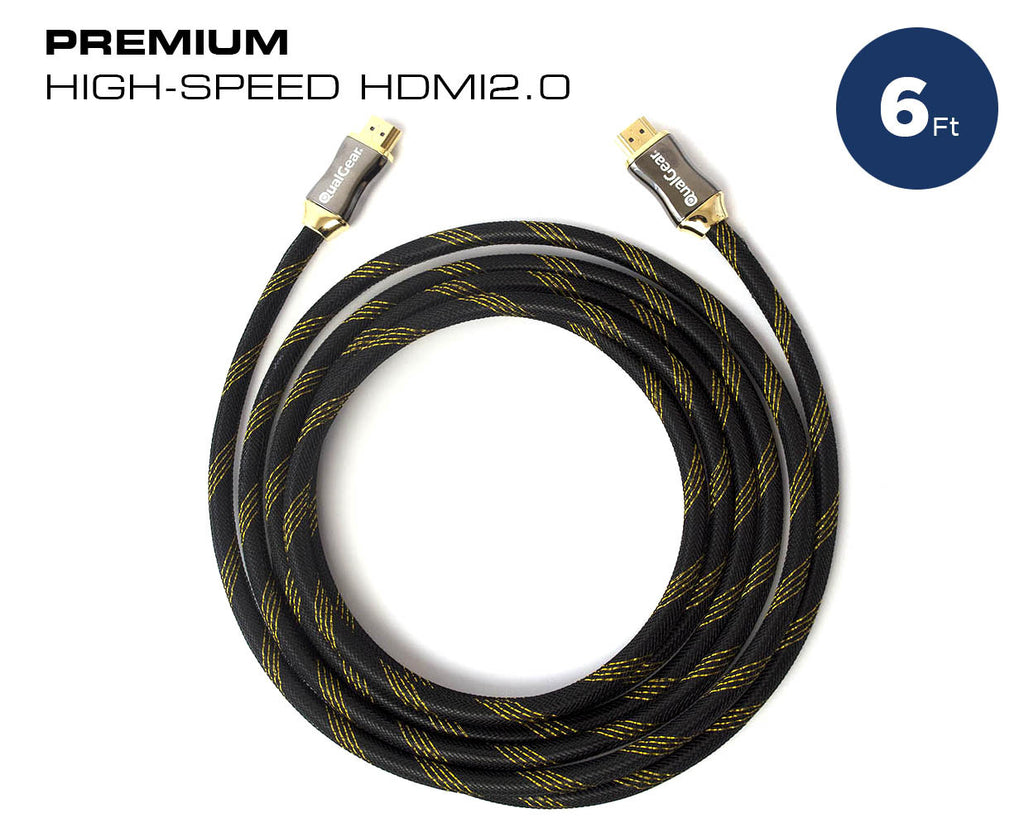 Premium certified HDMI cable
