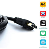 QualGear HDMI Cable with Information