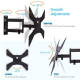 QualGear Universal Articulating Wall Mounting Kit  Information
