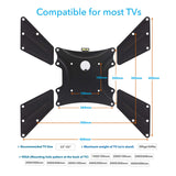 TV Mount Size Information