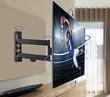 QualGear Articulating TV Wall Mount /23-42