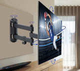 QualGear Articulating TV Wall Mount  TV mount
