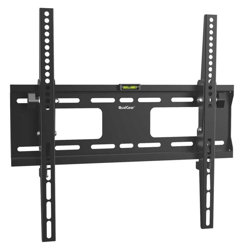 QualGear Universal Low Profile Tilting TV Wall Mount For 32 55 Inches LED TV .