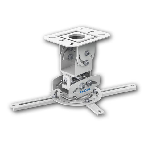 PRB-717-WHT QualGear Projector Mount