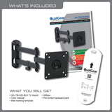 QualGear Articulating TV Wall Mount Kit