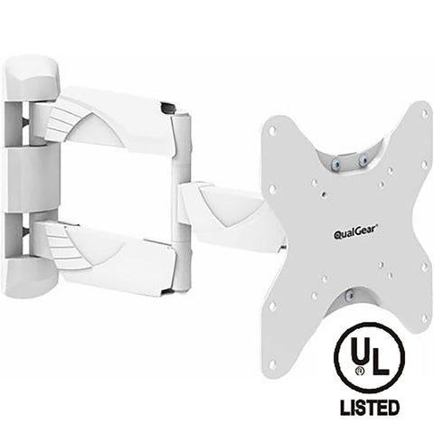 QualGear Premium Quality Full Motion Wall Mount main Image