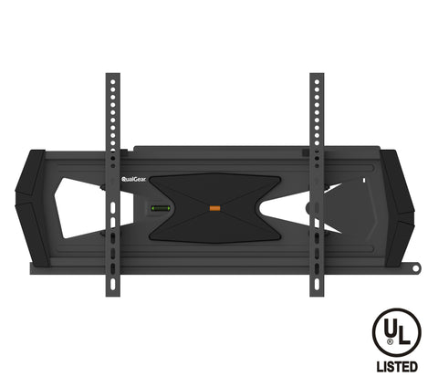 QualGear Listed Heavy Duty Full Motion TV Wall Mount Main Image