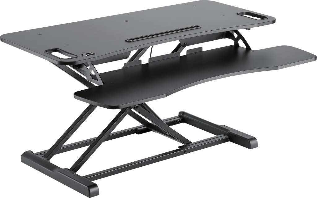 Star Ergonomics - Sit-Stand Desktop Workstation (SE01M1WB)