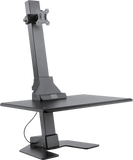 Star Ergonomics - Electric Sit-Stand Workstation (SE04E1WB)Height Adjustable Work Desk Main Image