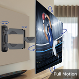 QualGear Universal Articulating Wall Mount features
