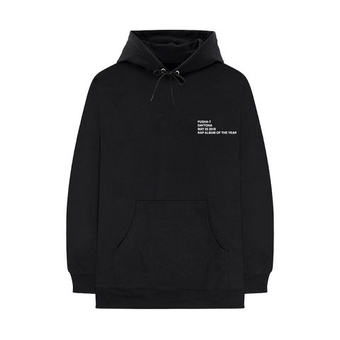 RAP ALBUM OF THE YEAR HOODIE + DIGITAL ALBUM