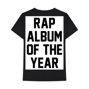 RAP ALBUM OF THE YEAR T-SHIRT + DIGITAL ALBUM