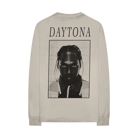 DAYTONA WORLD TOUR L/S T-SHIRT + DIGITAL ALBUM