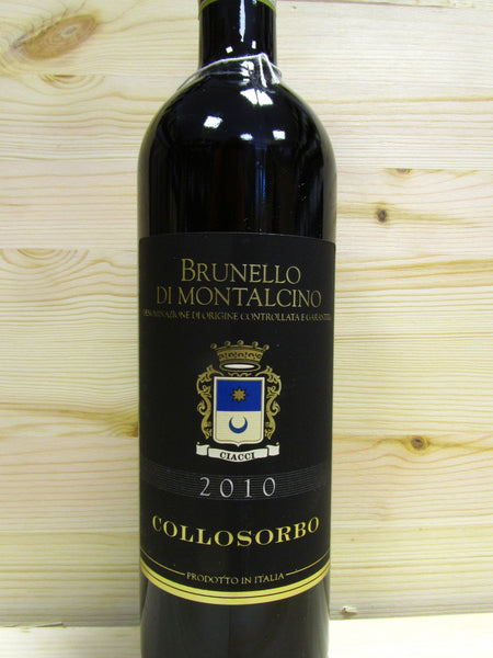Brunello di Montalcino Collosorbo
