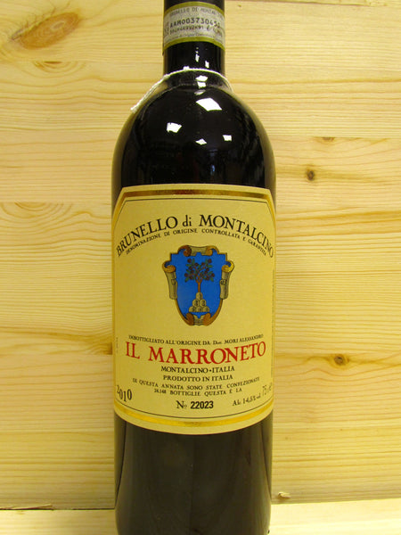 Brunello di Montalcino Marroneto