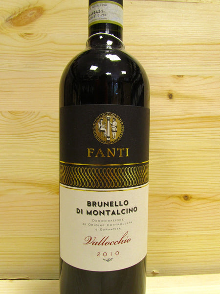 "Brunello di Montalcino Fanti "" Vallocchio selection """