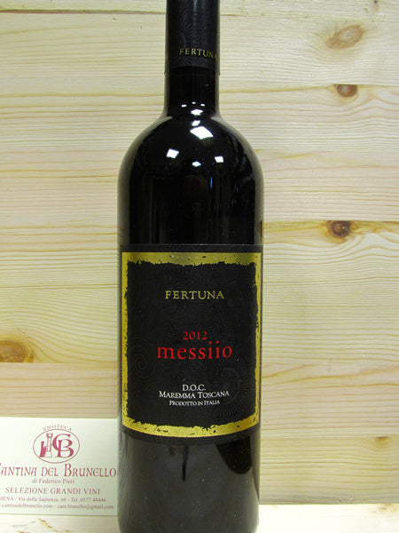 "Fertuna "" Messiio "" Merlot 2012"