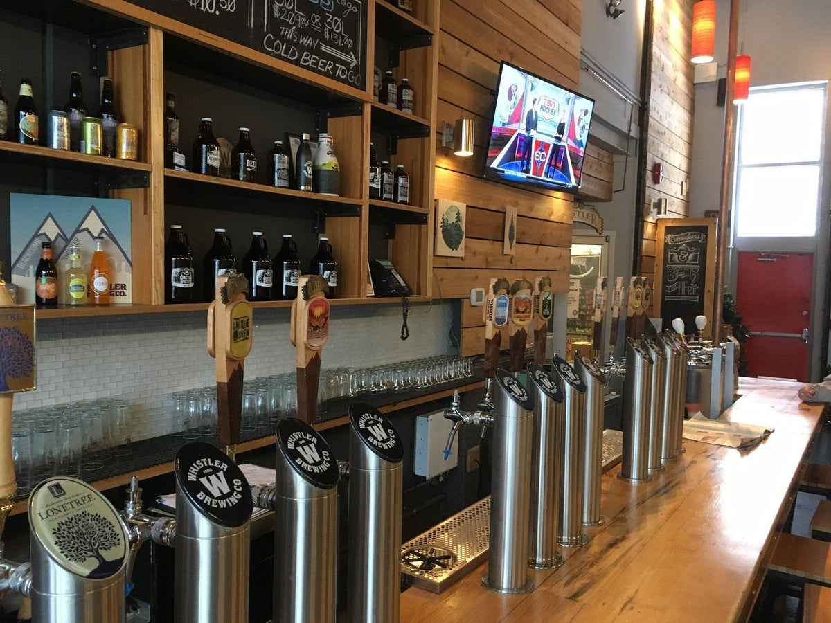 Whistler & Squamish Brewery Tours