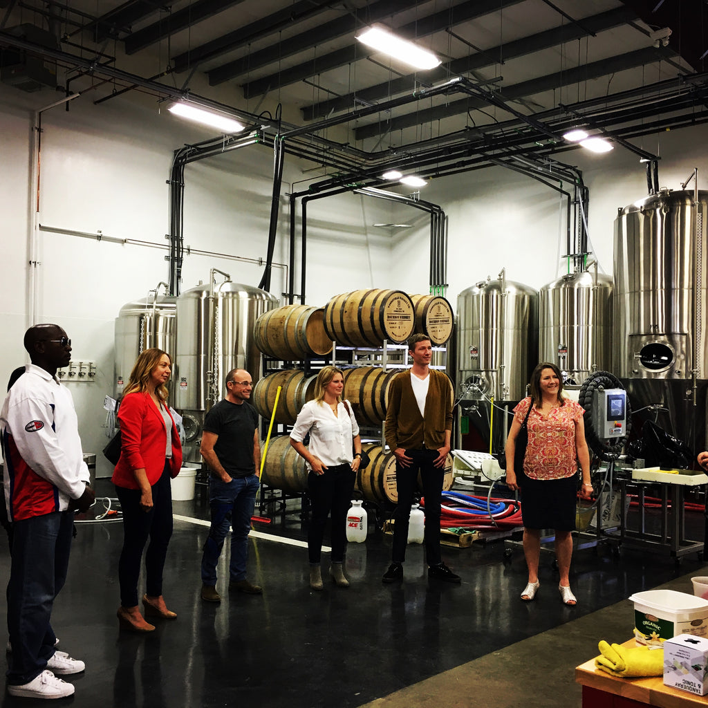 Corporate Networking Events | Brewery Tour