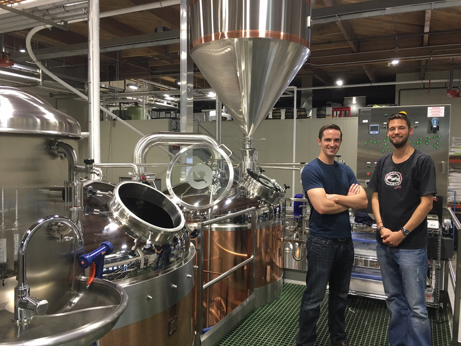 Nanaimo Brewery & Distillery Tours