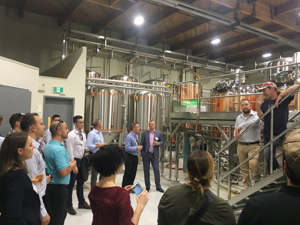 Private Brewery Tours