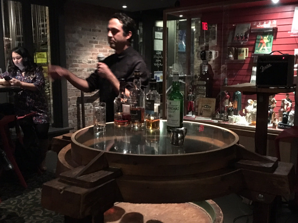 Private Whiskey Tasting