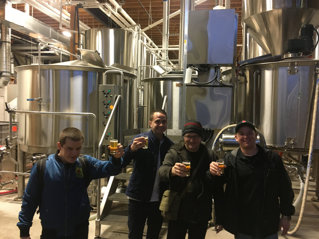 Strathcona Beer Tour