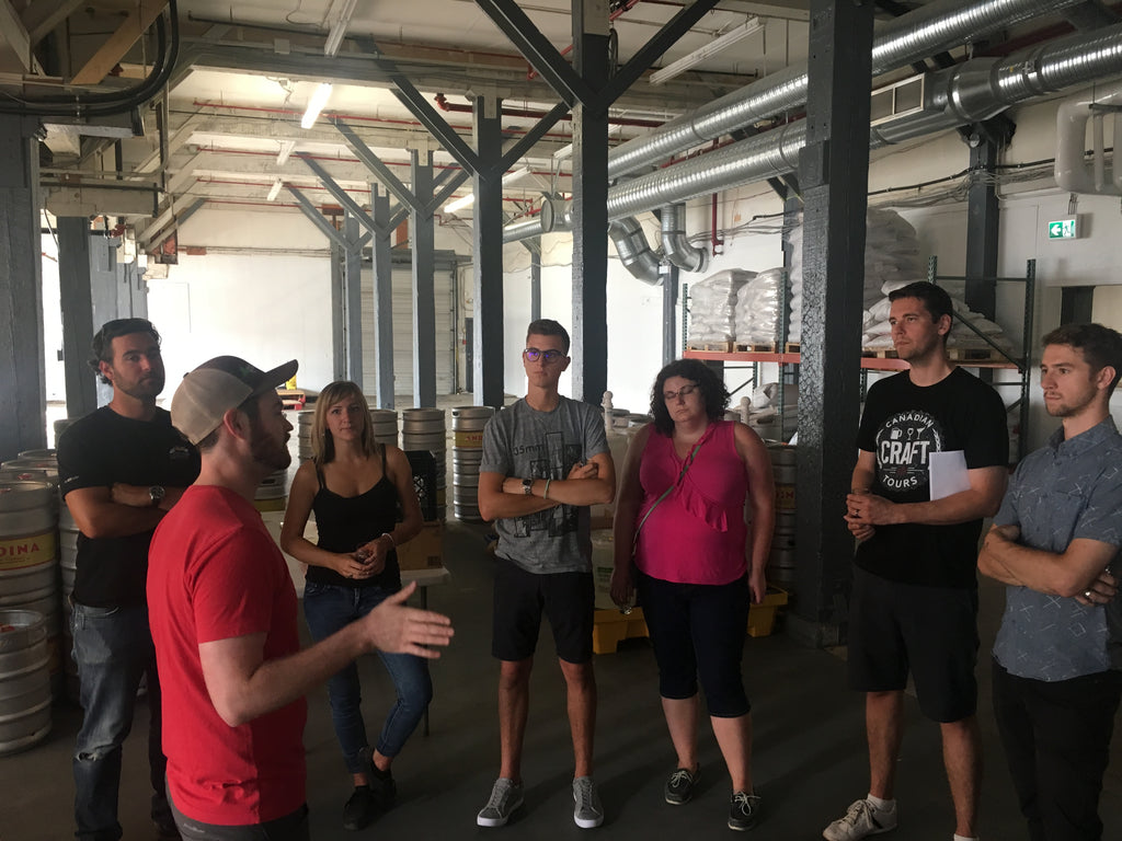 BC Brewery Tours Team