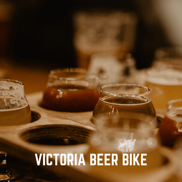 Victoria Beer Bike Tour