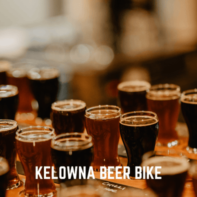 Kelowna Beer Bike Tour