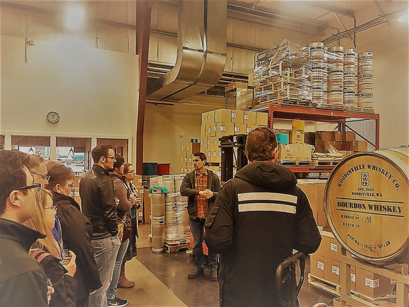 Victoria Brewery Tour
