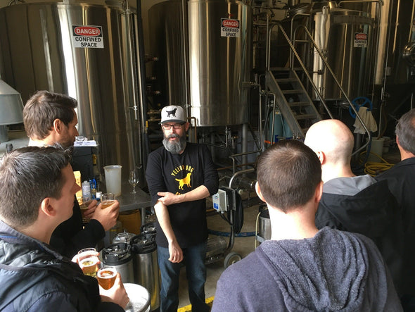 Port Moody Brewery Tour