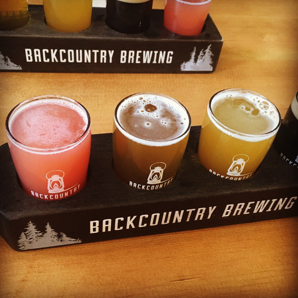 Squamish Brewery Tour at Backcountry Brewing