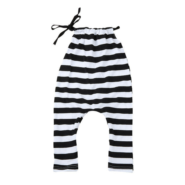 Summer Newborn Infant Baby Girls Sleeveles Romper Striped Jumpsuit Outfits Sunsuits Set Clothes