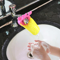 Cute Bathroom Faucet Extender For Children Toddler Kids Hand Washing Kids Hand Washing Faucet Baby Hand Wash Helper Sink