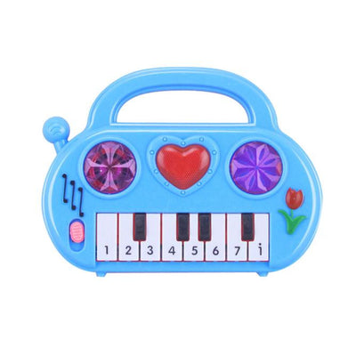Baby Electronic Organ Musical Instrument Birthday Present Kid Wisdom Deveop