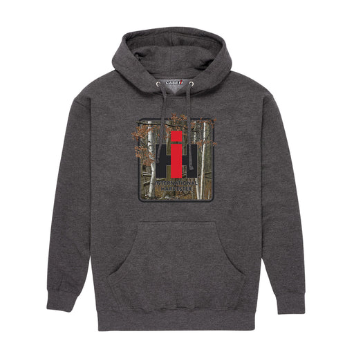 International Harvester™ Camo Square - Men's Pullover Hoodie