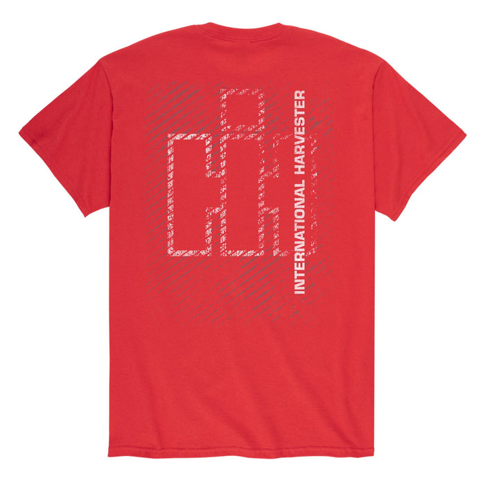 IH Diagonal Men's Tee