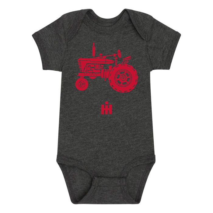 International Harvester™ Red Tractor Infant One Piece