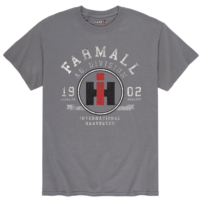 Farmall Ag Men's Short Sleeve T-Shirt