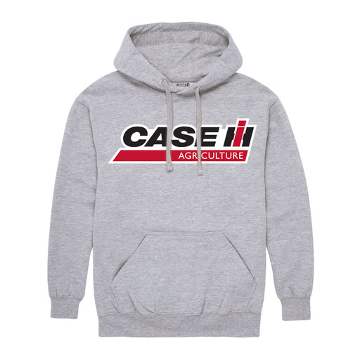 Case IH Agriculture Logo Men's Pullover Hoodie