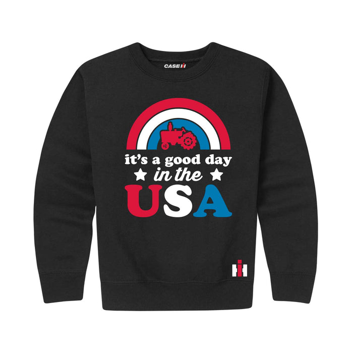 Toddler Crewneck Fleece