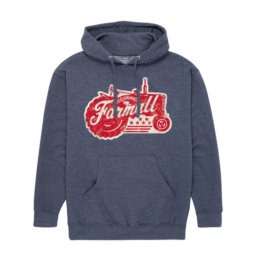McCormick Farmall Silhouette Men's Pullover Hoodie
